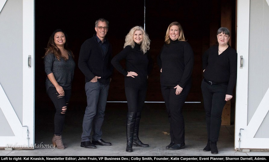 CANVAS Team, Concierge Alliance of Napa Valley & Sonoma
